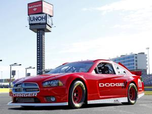 2012 Dodge Charger NASCAR Sprint Cup Series Race Car